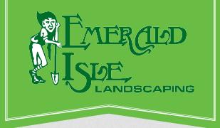 Emerald Isle Landscaping logo