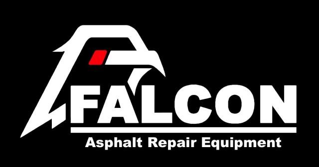 Falcon Asphalt Repair Equipment logo