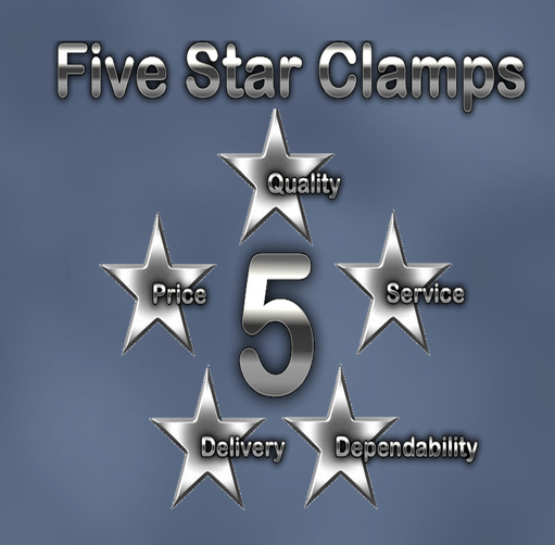 Five Star Clamps logo