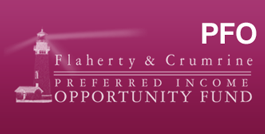 Flaherty & Crumrine Preferred Income Opportunity Fund Inc