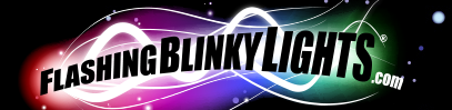 Flashing Blinky Lights logo