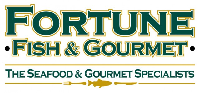 Fortune Fish & Gourmet logo