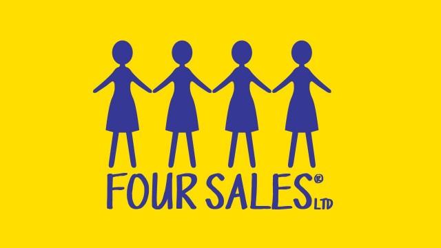 Four Sales logo
