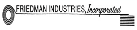 Friedman Industries Inc.