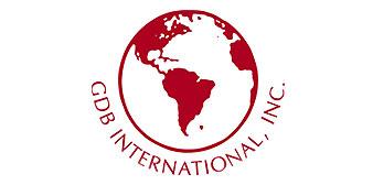 GDB International logo