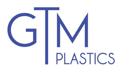 GTM Plastics logo