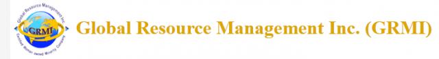 Global Resource Management logo