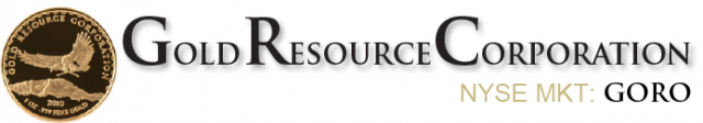 Gold Resource Corporation logo