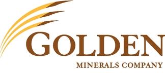 Golden Minerals Company logo