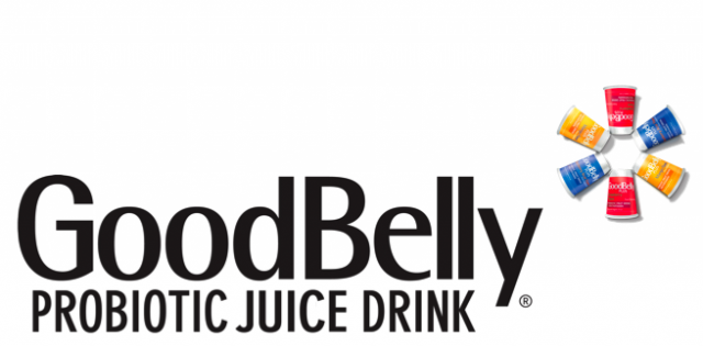 GoodBelly Probiotics logo