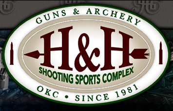 H&H Shooting Sports Complex logo