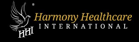 Harmony Healthcare International logo