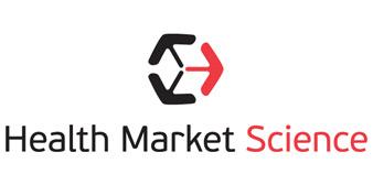 Health Market Science logo