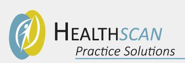 Healthscan Imaging logo