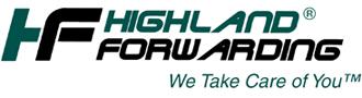 Highland Forwarding logo