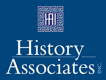 History Associates logo