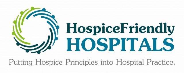 Hospice Friendly Hospitals logo