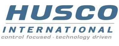Husco International logo