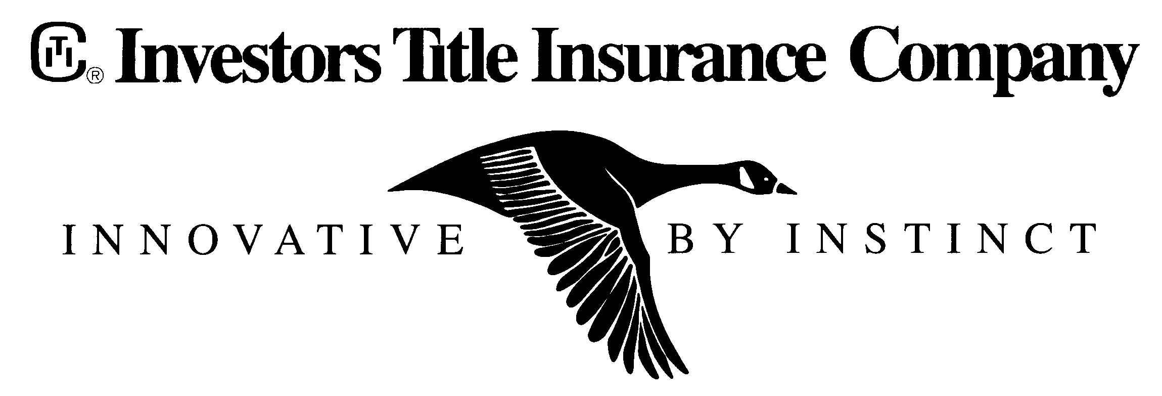 investors title company  u00ab logos  u0026 brands directory