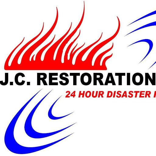 J.C. Restoration logo