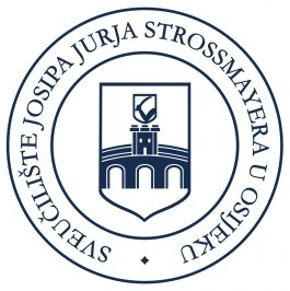 Josip juraj strossmayer university of osijek logo