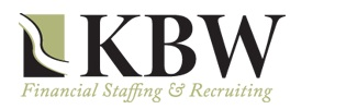 KBW Financial Staffing and Recruiting logo