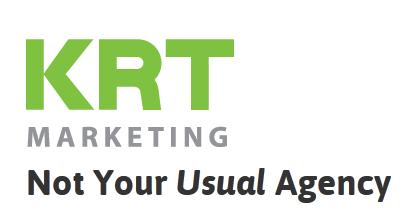 KRT Marketing logo