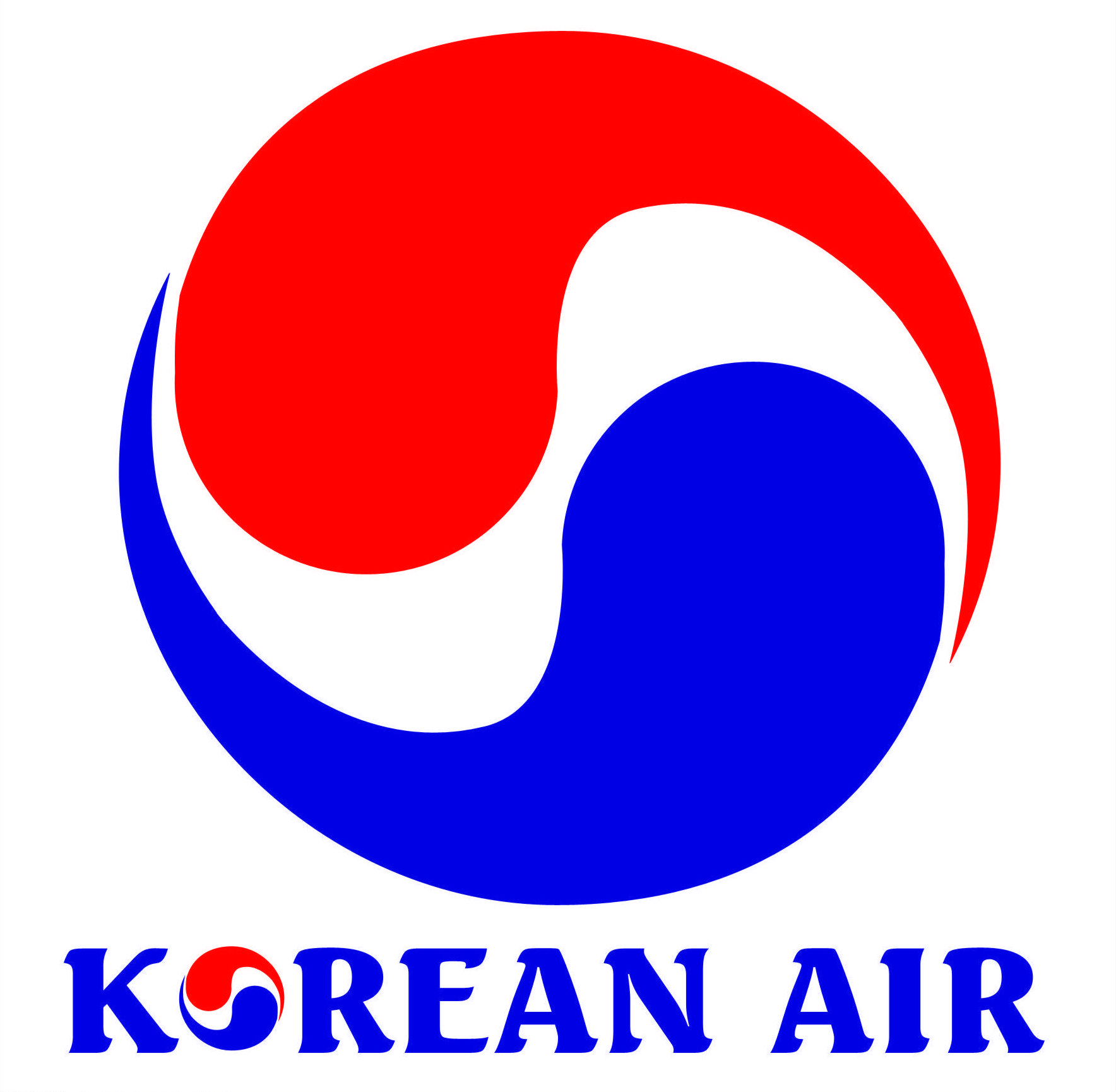Image result for korean air logo