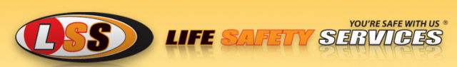 LSS Life Safety Services logo