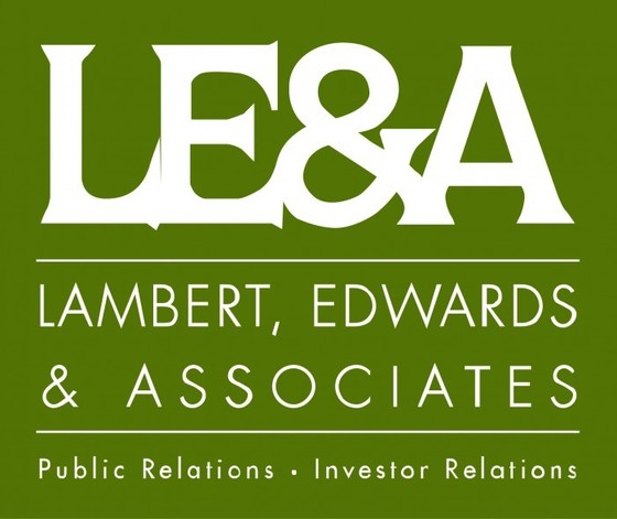 Lambert, Edwards & Associates logo