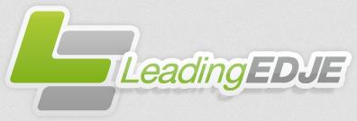 Leading EDJE logo