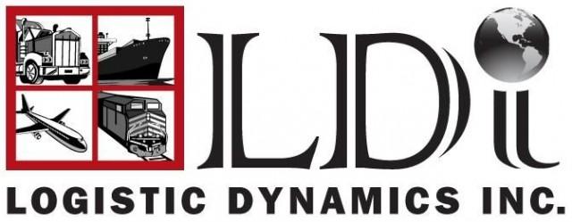 Logistic Dynamics logo