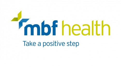 MBF Health logo