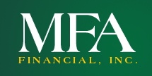 MFA Mortgage Investments, Inc. Logo