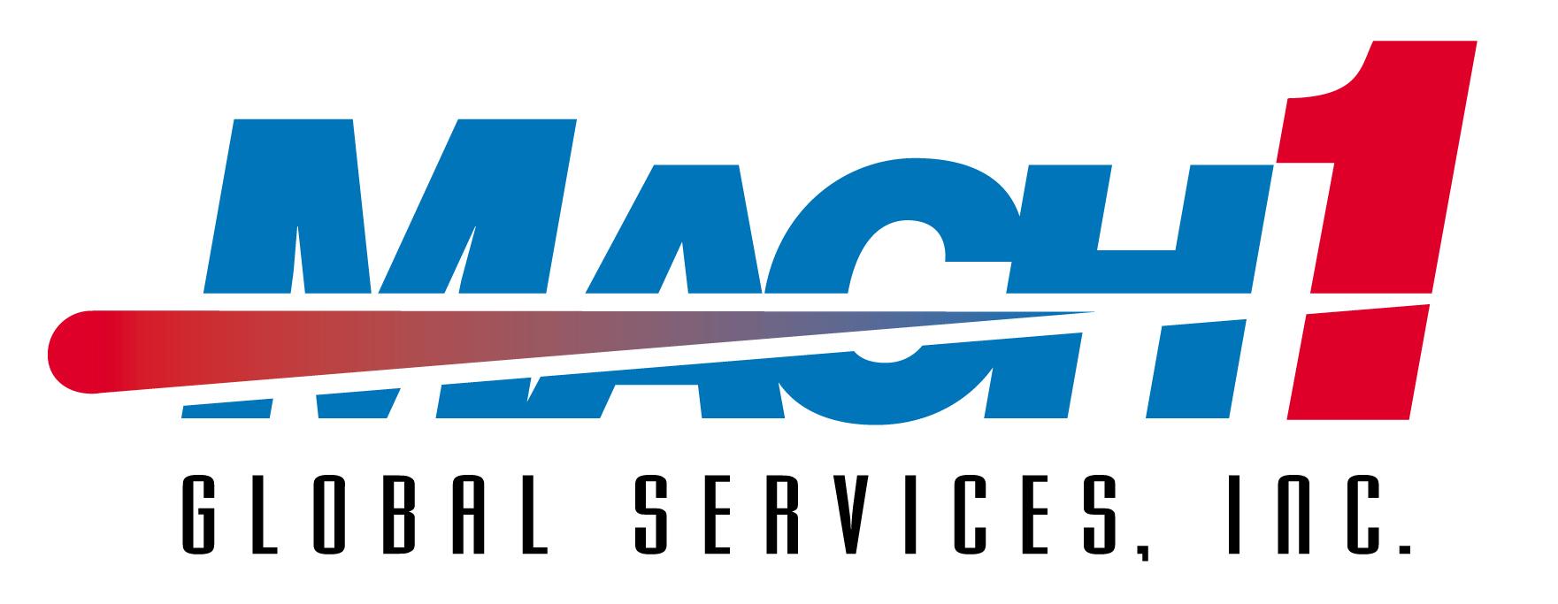 Mach 1 Global Services Logo