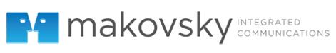 Makovsky logo