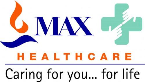 Max Health Care logo