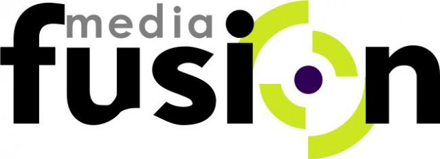 Media fusion logo
