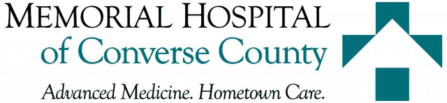 Memorial Hospital of Converse County logo