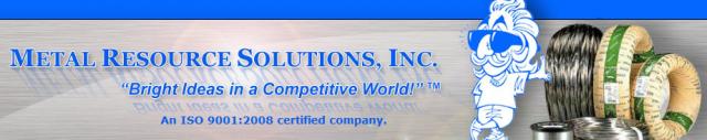 Metal Resource Solutions logo