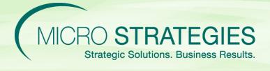 Micro Strategies logo