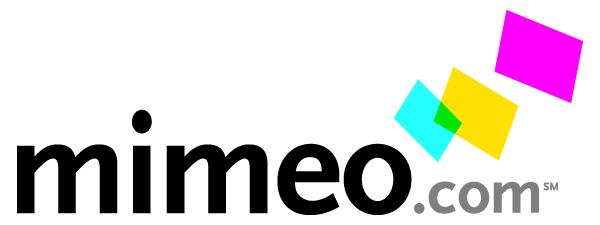Mimeo.com logo