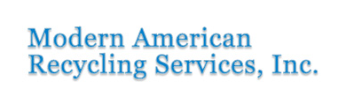 Modern American Recycling Services logo