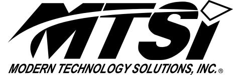 Modern Technology Solutions logo