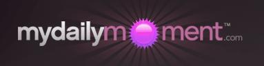 MyDailyMoment.com logo