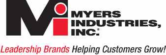 Myers Industries, Inc. logo