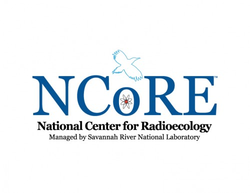 NCORE Center for Radioecology logo