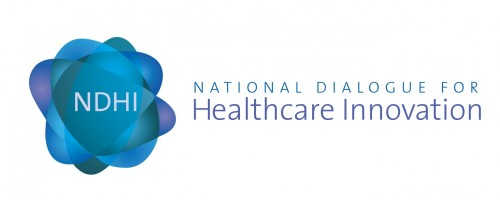 NDHI Healthcare Innovation logo