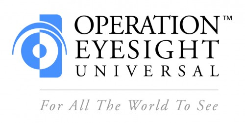 Operation Eyesight Universal logo