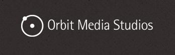 Orbit Media Studios logo